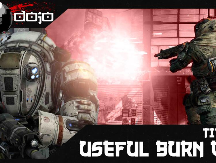Titanfall: Useful Burn Cards