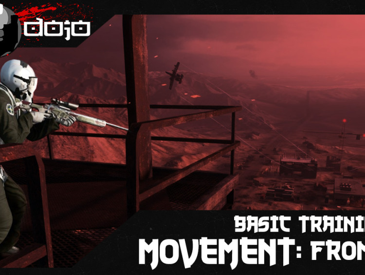 Basic Training 003.1: Movement – The Hunter
