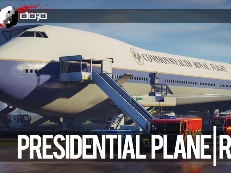 R6S: Presidential Plane